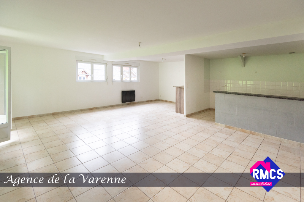 85 m² - 3 chambres