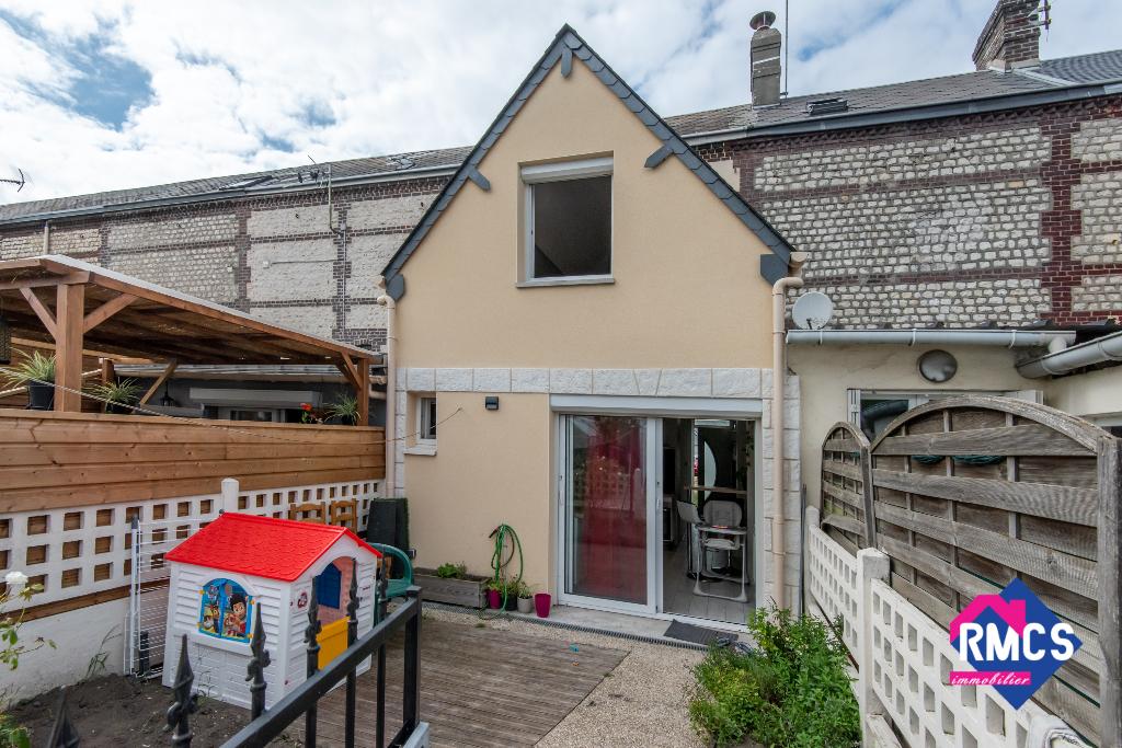 Maison Le Grand Quevilly 4 pièce(s) 73 m2