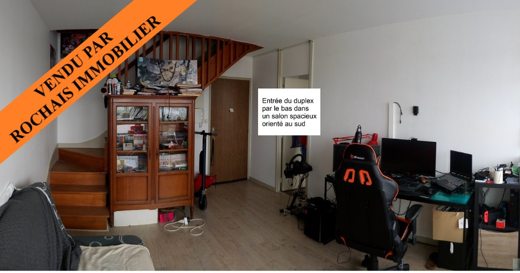 Vente appartement Niort 55 000€ - Photo 1
