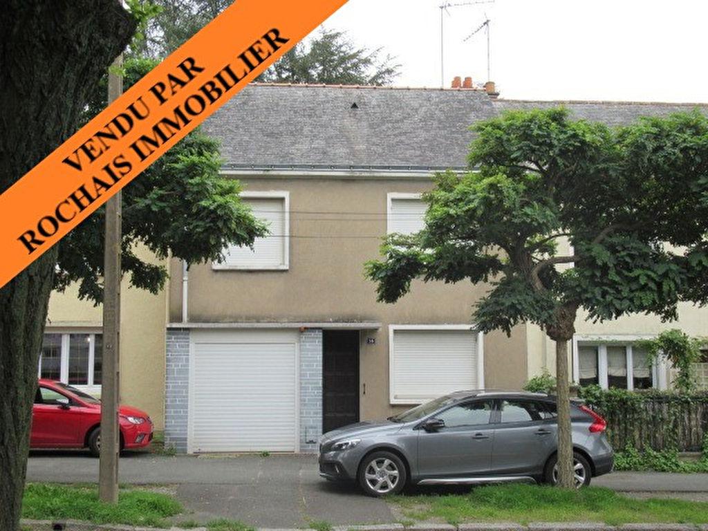 Vente maison / villa Angers 210000€ - Photo 1