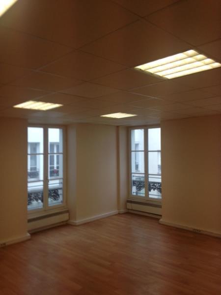 Rental office Paris 2ème 2100€ CC - Picture 8