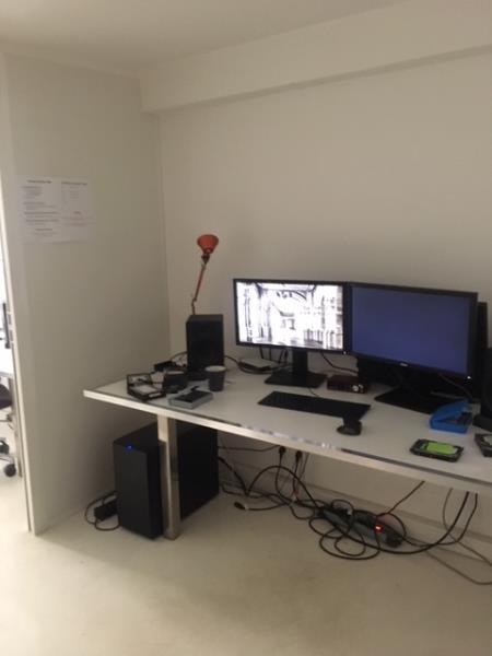 Rental office Paris 1er 3916,67€ CC - Picture 3