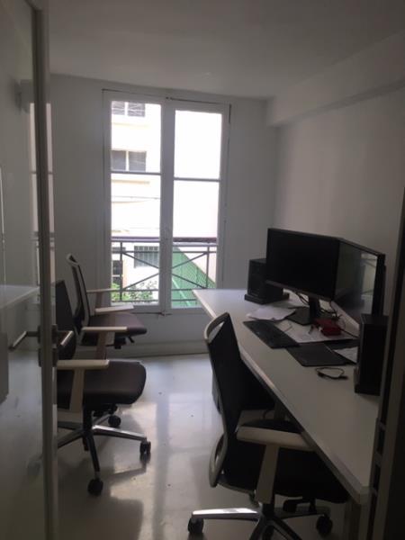 Rental office Paris 1er 3916,67€ CC - Picture 5