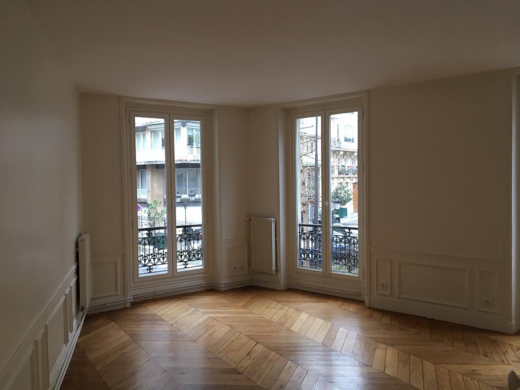 Rental apartment Paris 16ème 4020,17€ CC - Picture 2