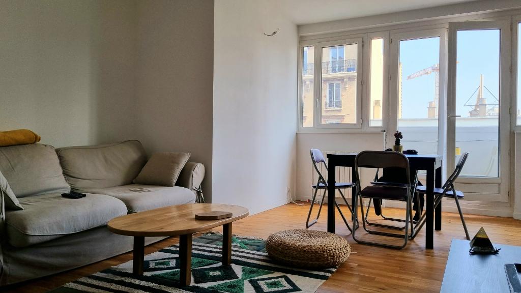 Vente Appartement de 3 pièces 60 m² - MONTROUGE 92120 | SELLIER PATRIMOINE - AR photo2