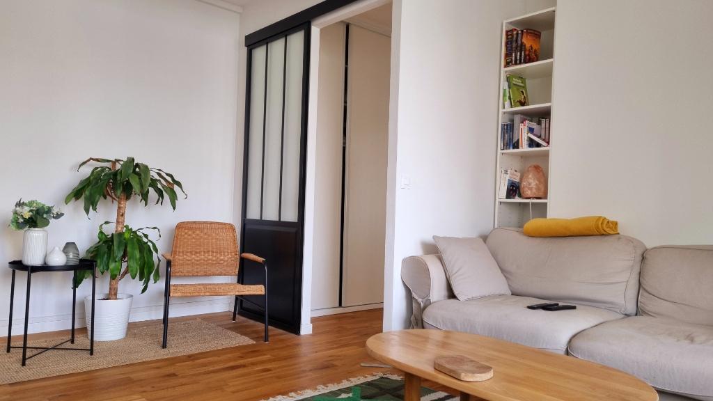 Vente Appartement de 3 pièces 60 m² - MONTROUGE 92120 | SELLIER PATRIMOINE - AR photo3