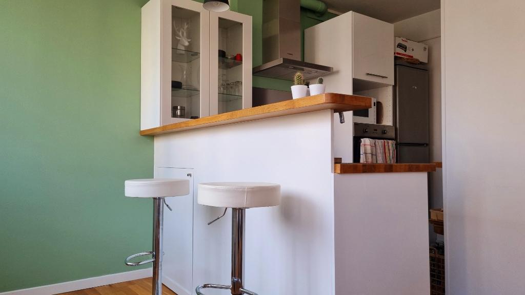 Vente Appartement de 3 pièces 60 m² - MONTROUGE 92120 | SELLIER PATRIMOINE - AR photo5