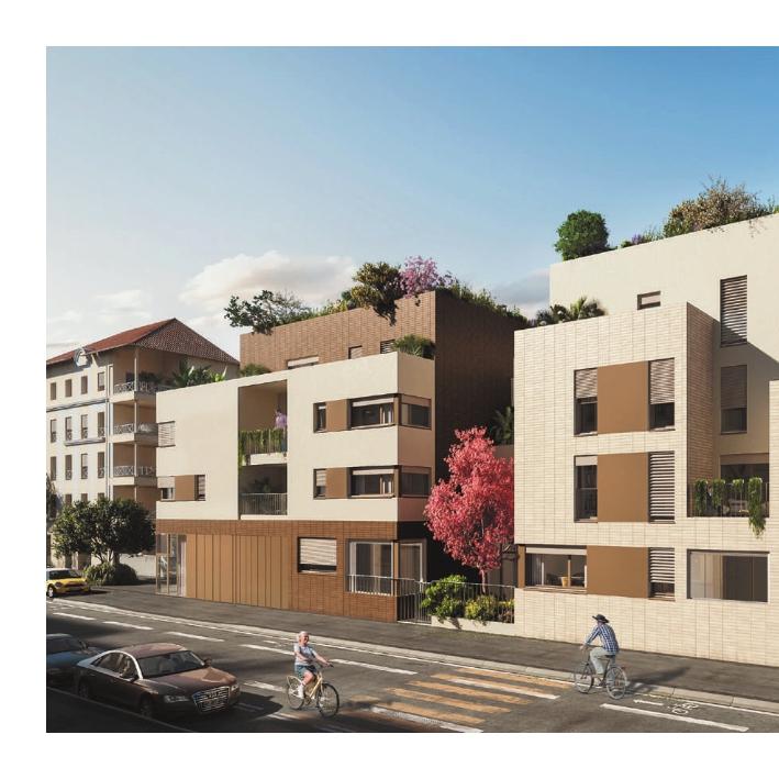 Vente appartement Lyon 3ème 434500€ - Photo 1