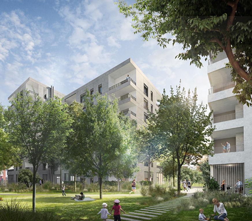 Vente appartement Lyon 8ème 354000€ - Photo 1