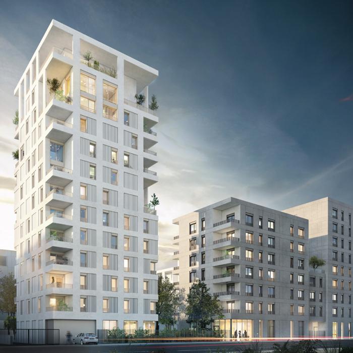 Vente appartement Lyon 8ème 354000€ - Photo 2