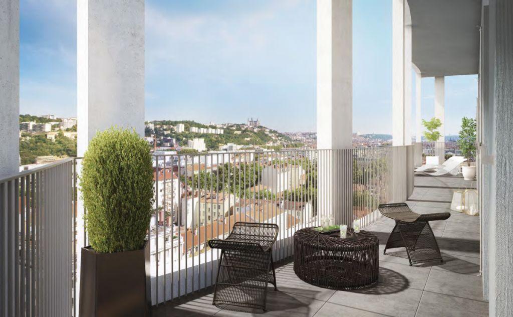 Vente appartement Lyon 2ème 482679€ - Photo 2