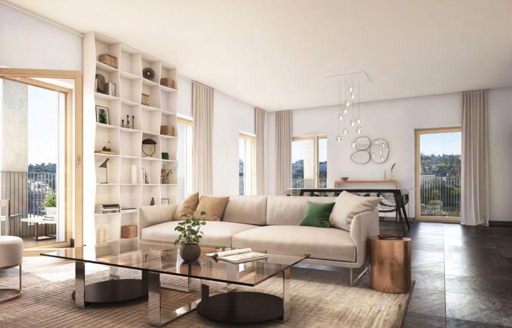 Vente appartement Lyon 2ème 482679€ - Photo 3