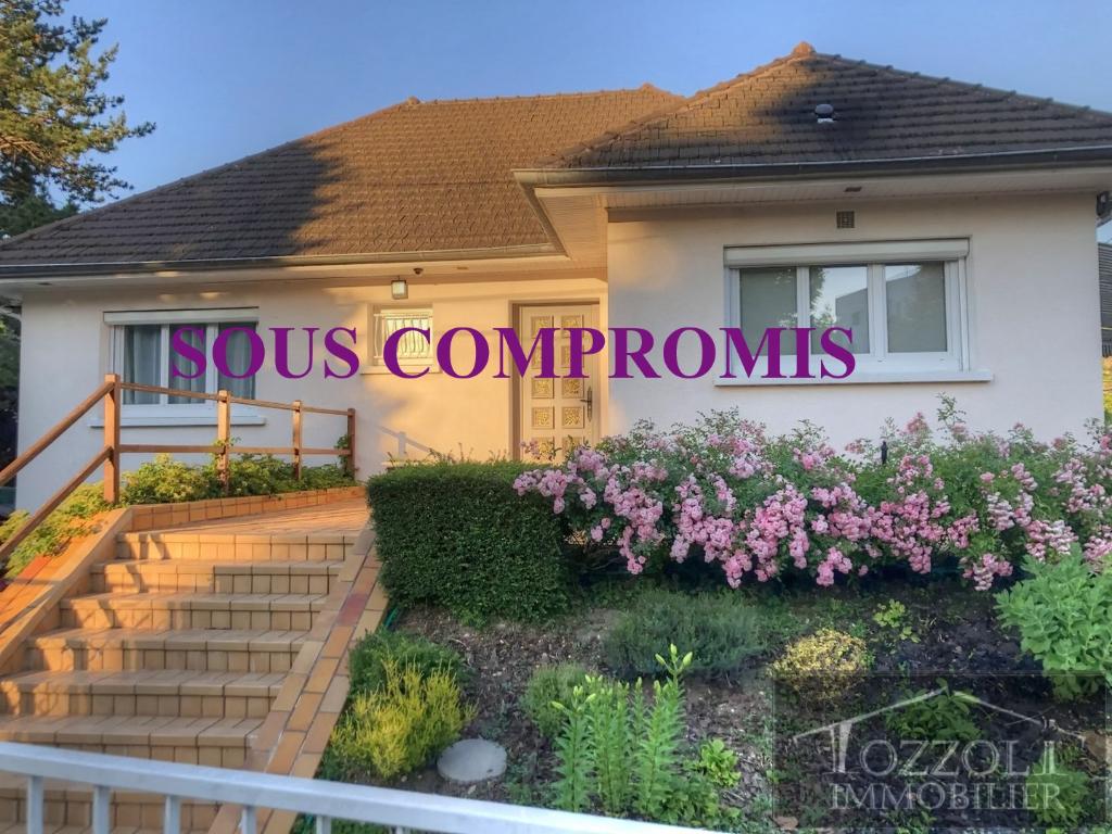Vente maison / villa Bourgoin jallieu 317000€ - Photo 2