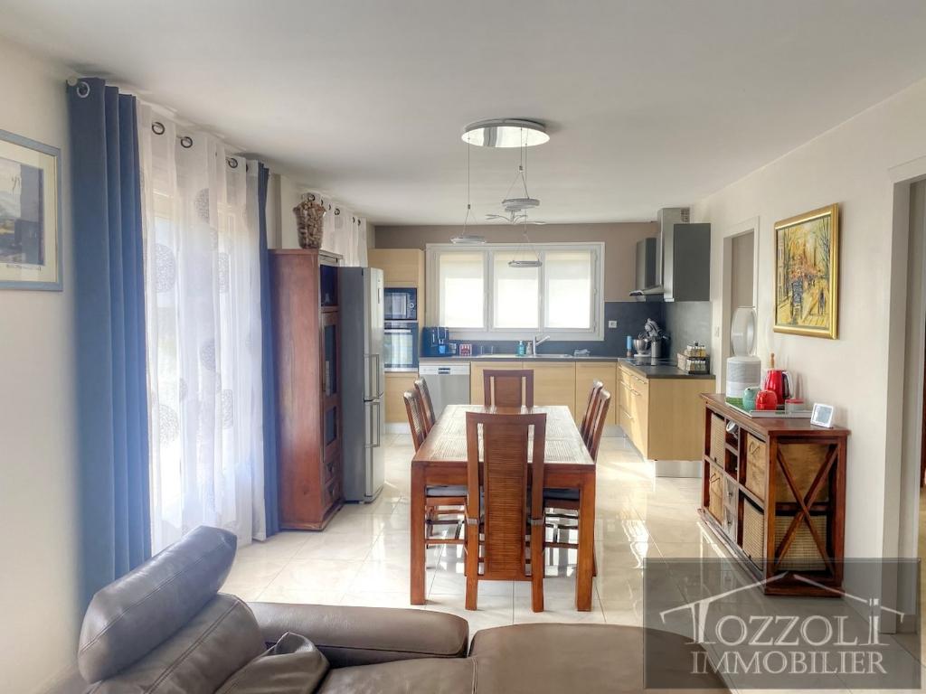 Vente maison / villa Bourgoin jallieu 317000€ - Photo 3