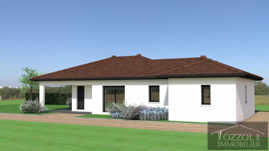 Vente maison / villa La verpilliere 356483€ - Photo 2