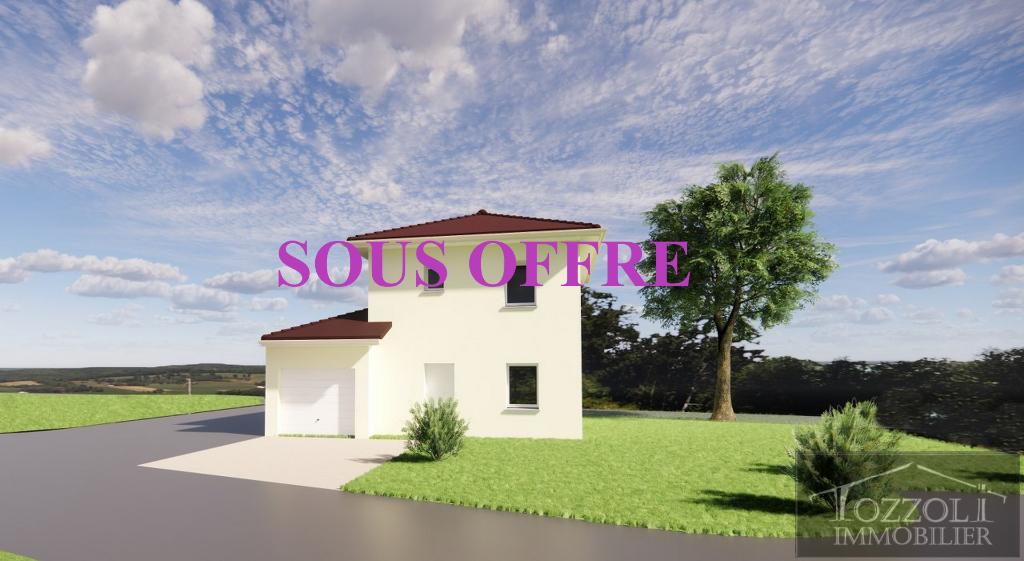 Vente maison / villa Rochetoirin 234544,29€ - Photo 1