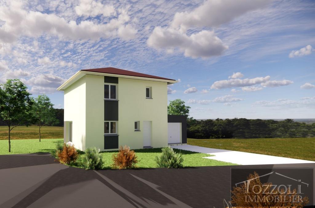 Sale house / villa Rochetoirin 242160€ - Picture 1