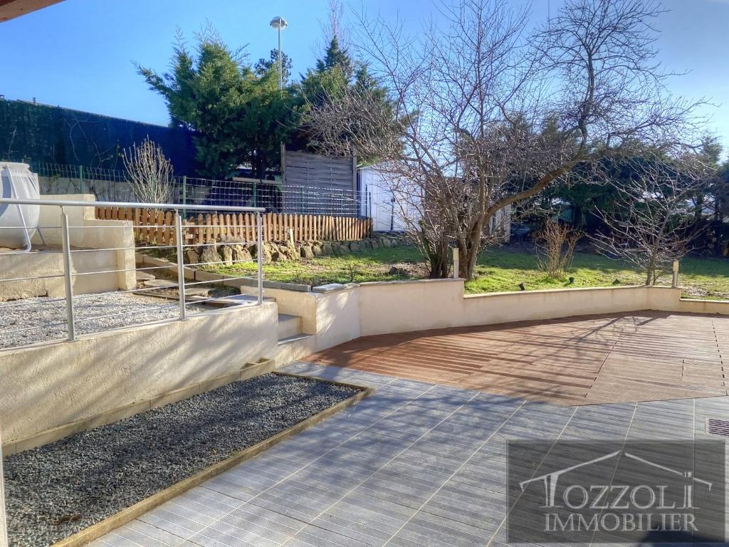 Vente maison / villa Saint quentin fallavier 263000€ - Photo 8