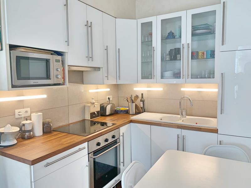 Vente appartement Paris 11ème 589000€ - Photo 2
