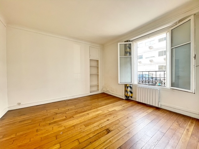 Sale apartment Paris 16ème 280 000€ - Picture 1
