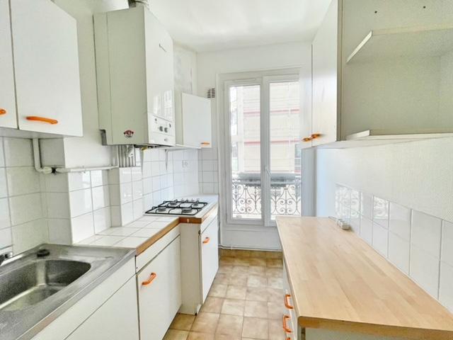 Vente appartement Paris 19ème 420000€ - Photo 2