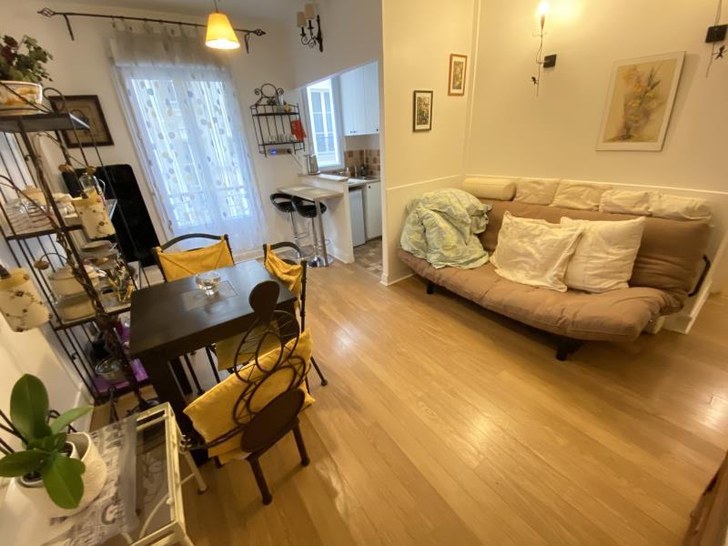Vente appartement Paris 11ème 470000€ - Photo 1