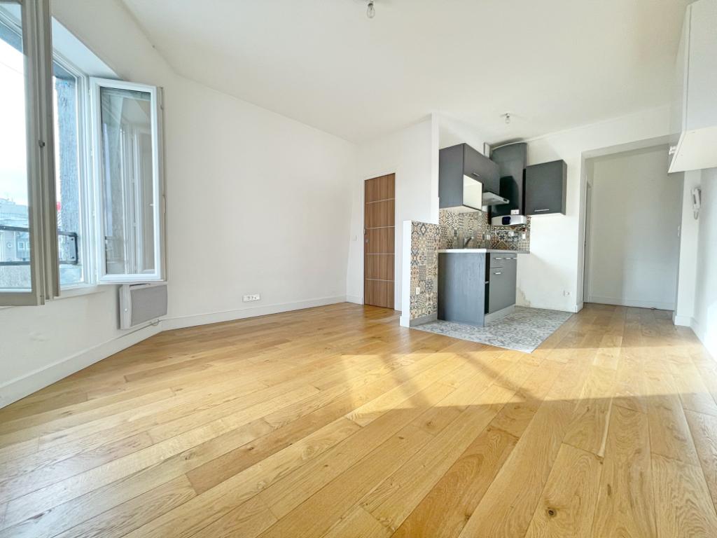 Sale apartment Paris 19ème 380000€ - Picture 2