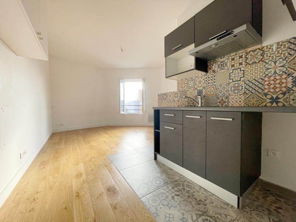 Sale apartment Paris 19ème 380000€ - Picture 3