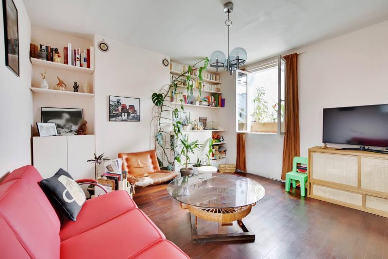 Sale apartment Paris 11ème 619000€ - Picture 1