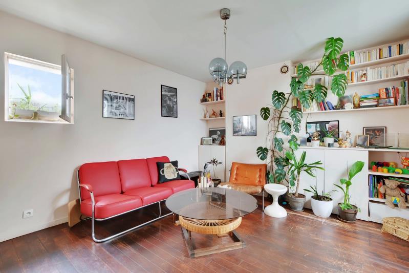 Sale apartment Paris 11ème 619000€ - Picture 2