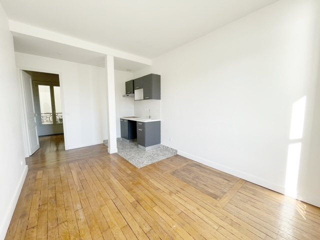 Sale apartment Paris 19ème 440 000€ - Picture 3