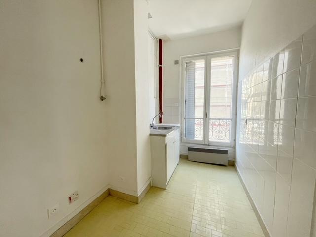 Sale apartment Paris 19ème 450000€ - Picture 2