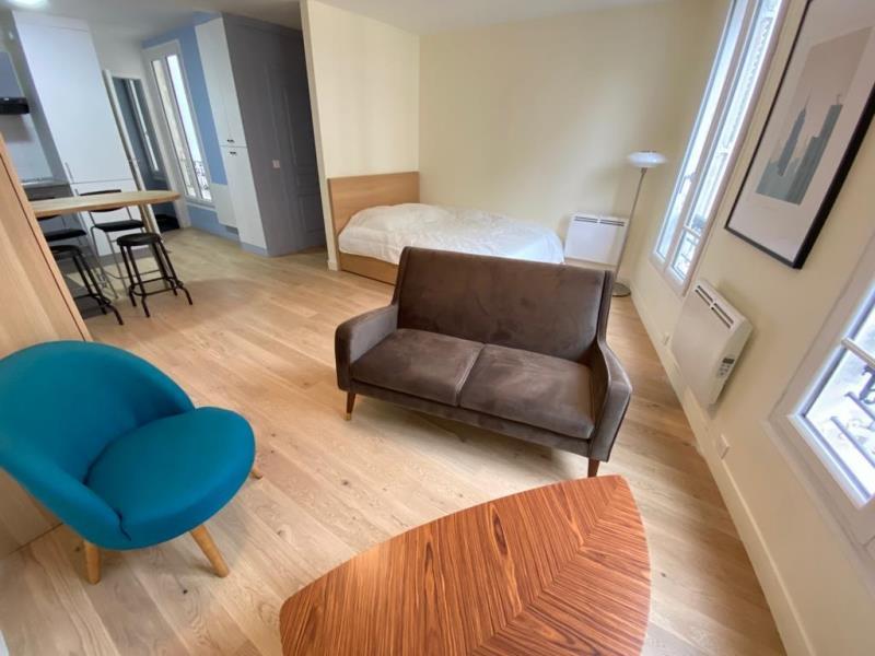 Rental apartment Paris 12ème 1000€ CC - Picture 1