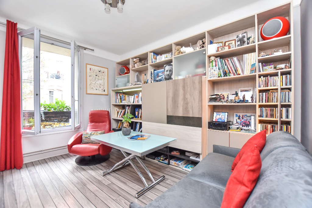 Sale apartment Vincennes 365 000€ - Picture 1