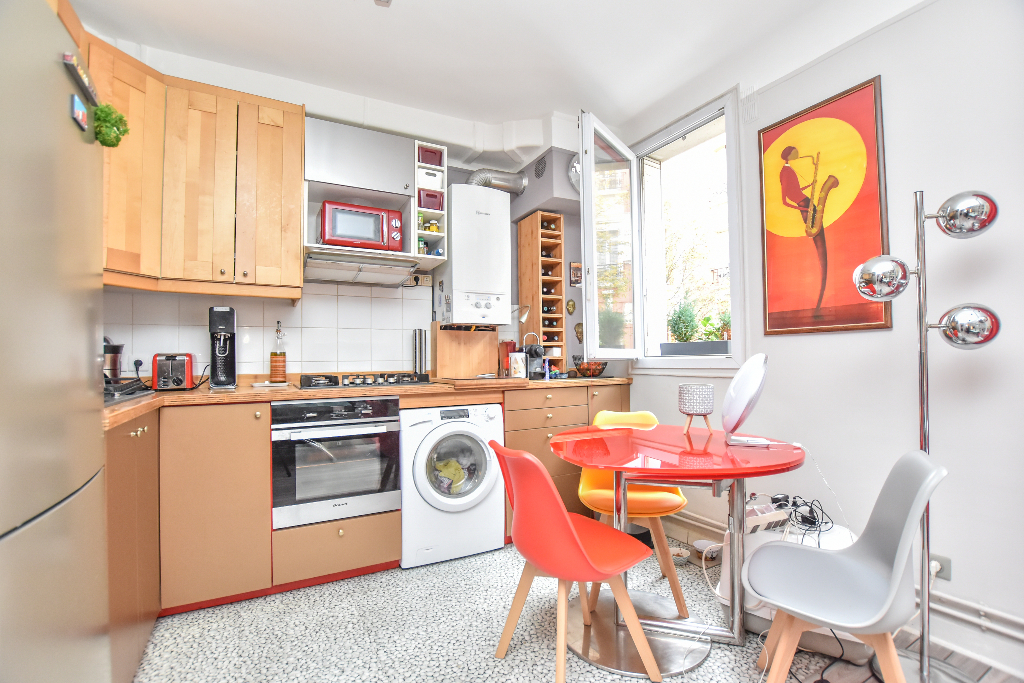 Sale apartment Vincennes 365 000€ - Picture 2