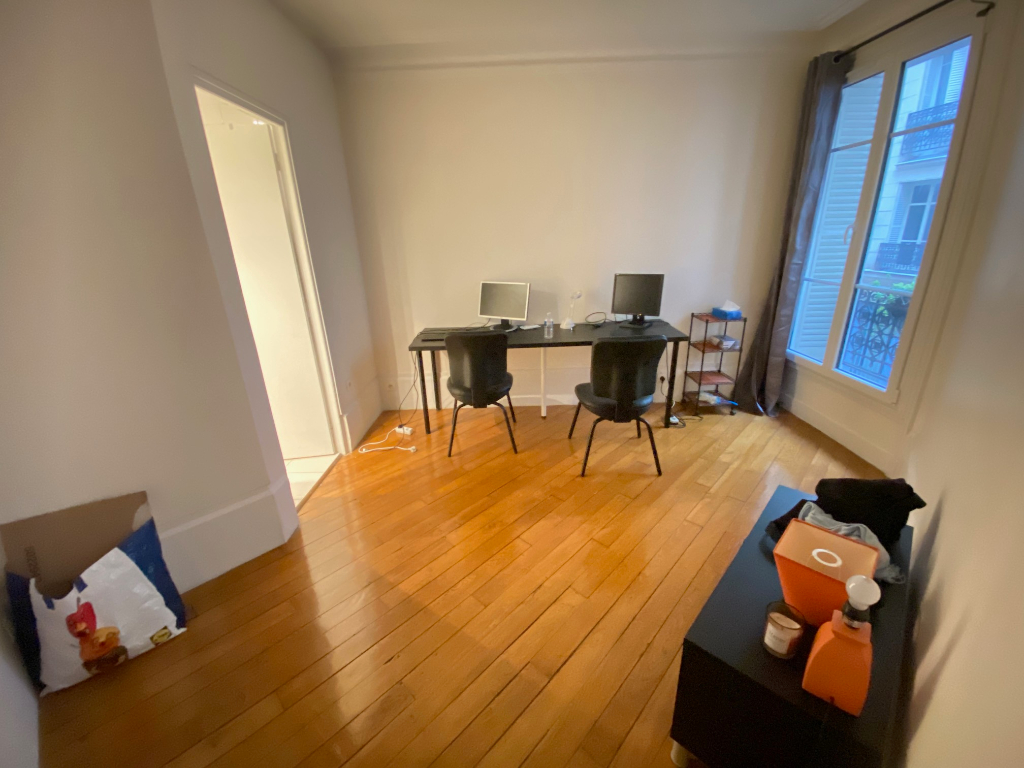 Sale apartment Paris 11ème 550 000€ - Picture 2