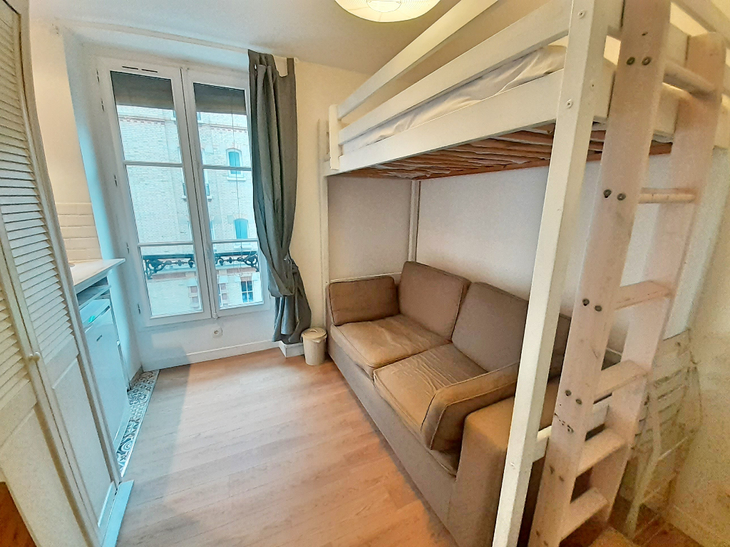 Vente appartement Paris 18ème 138 000€ - Photo 1