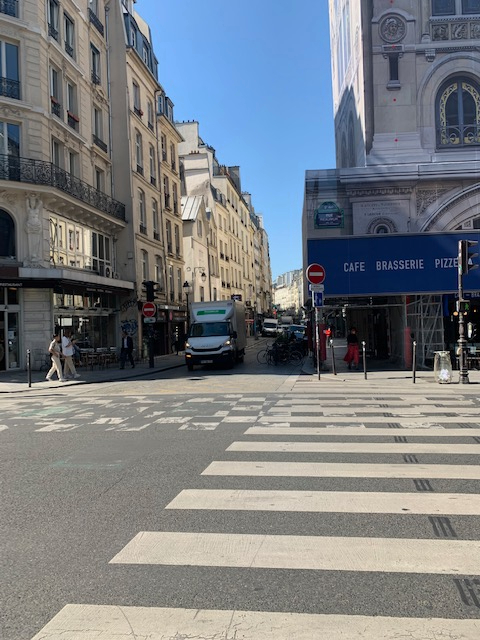 Local commercial Paris 115 m2