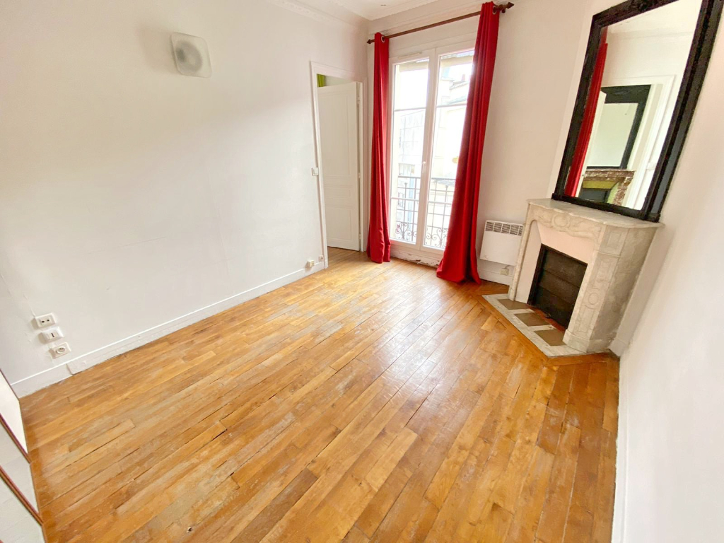 Sale apartment Paris 20ème 415000€ - Picture 4