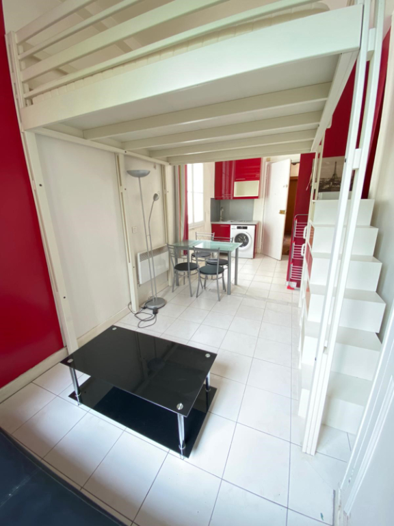 Location appartement Paris 5ème 890€ CC - Photo 1