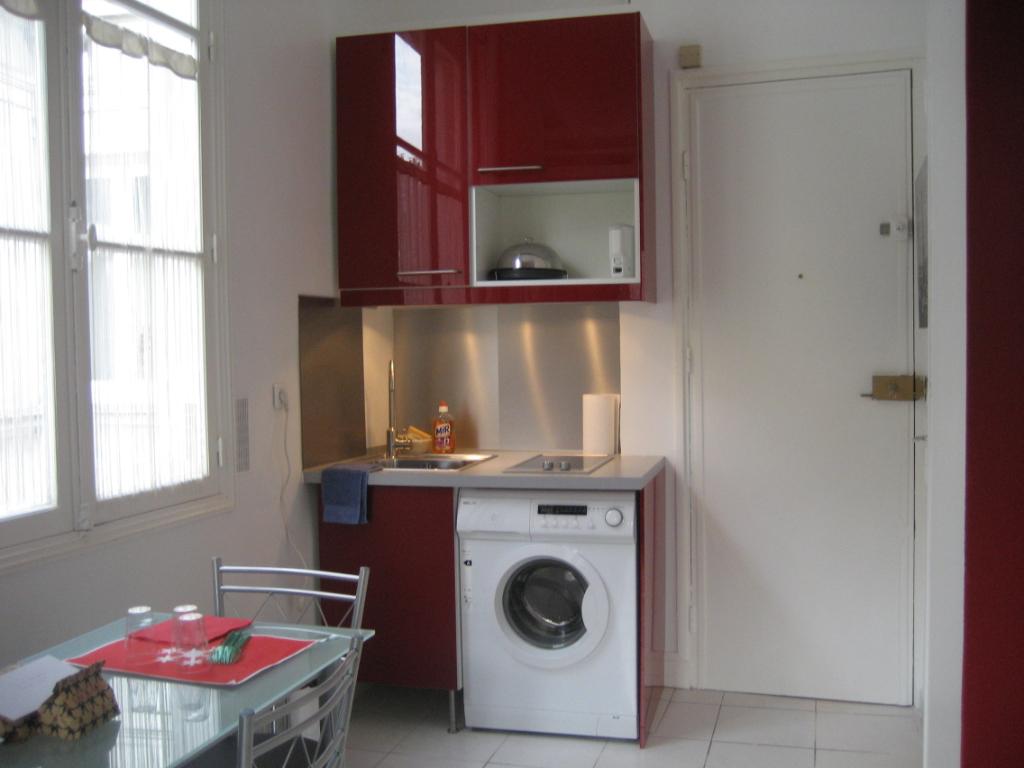Location appartement Paris 5ème 890€ CC - Photo 3