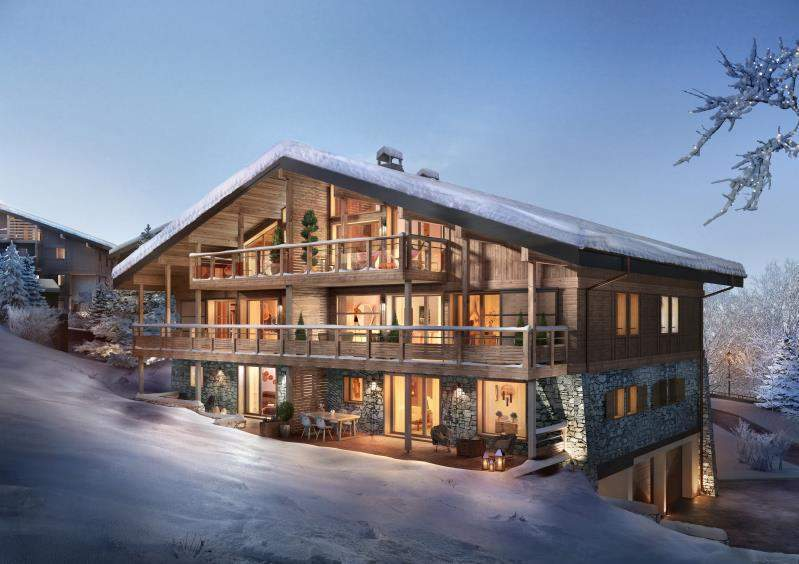 """Apartment """"Stallion Exclusive Lodge"""" - Megève - 6 rooms Accommodation in Megeve"""