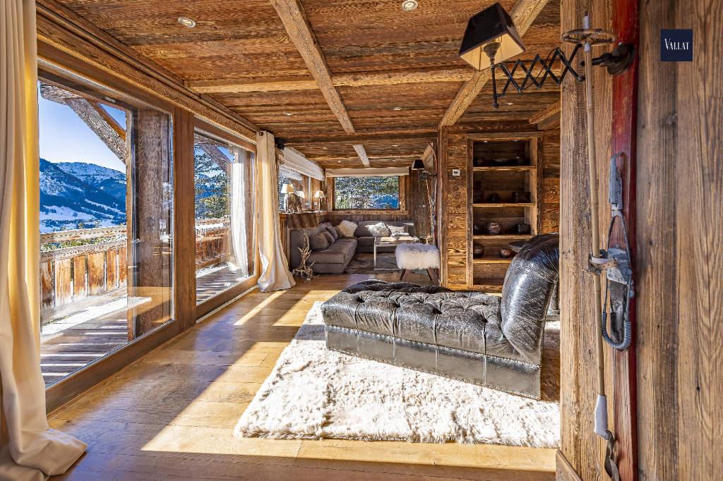 Luxurious Chalet  - Megève  - Le Jaillet Accommodation in Megeve