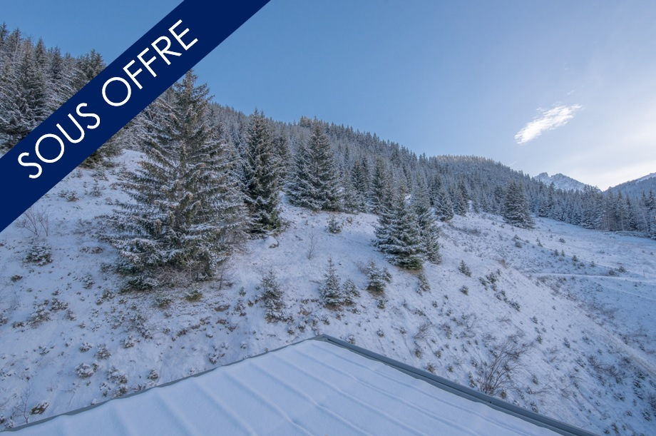 CHALET PENTHOUSE 5 BEDROOM FOR SALE SKI IN SKI OUT COURCHEVEL Chalet in Courchevel