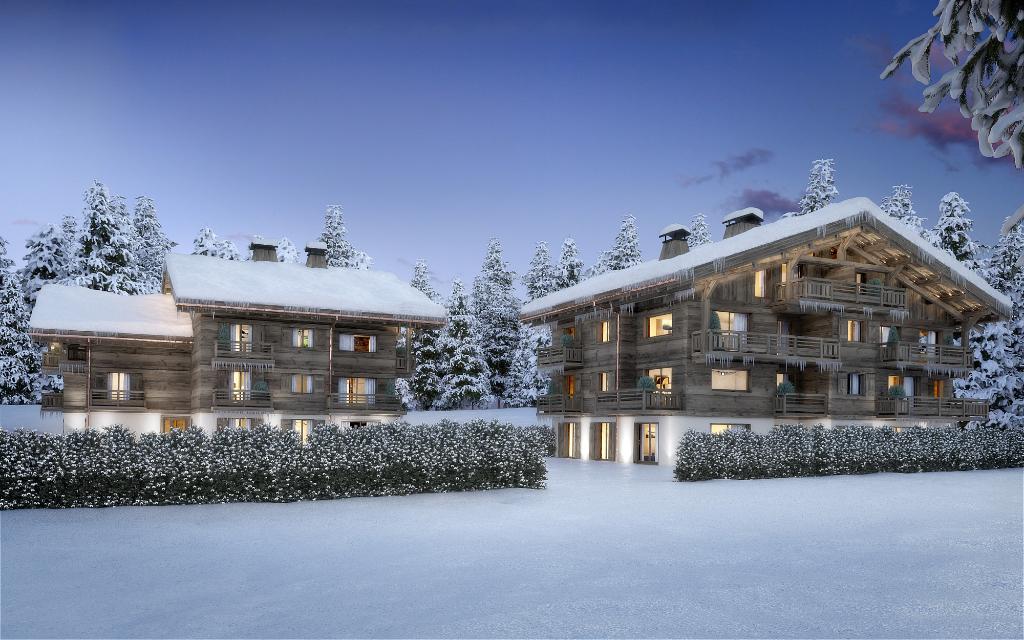 "Apartment ""Le Ksar"" - Megève - 4 rooms Accommodation in Megeve"