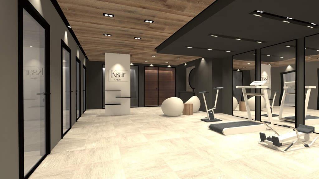 "Apartment ""Le Ksar"" - Megève - 3 rooms Accommodation in Megeve"