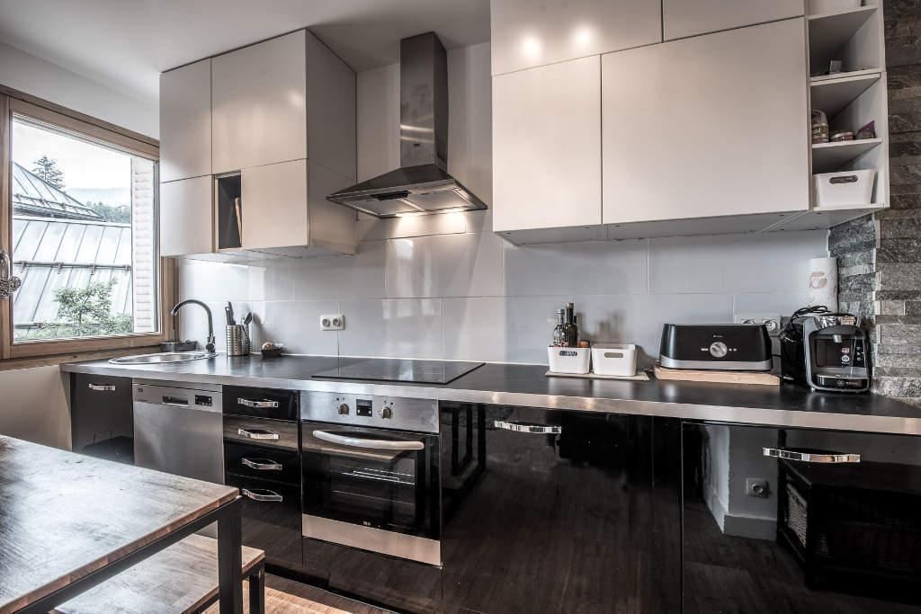 Megève 2 bedroom apartment, hypercentre, 40 m2 Accommodation in Megeve