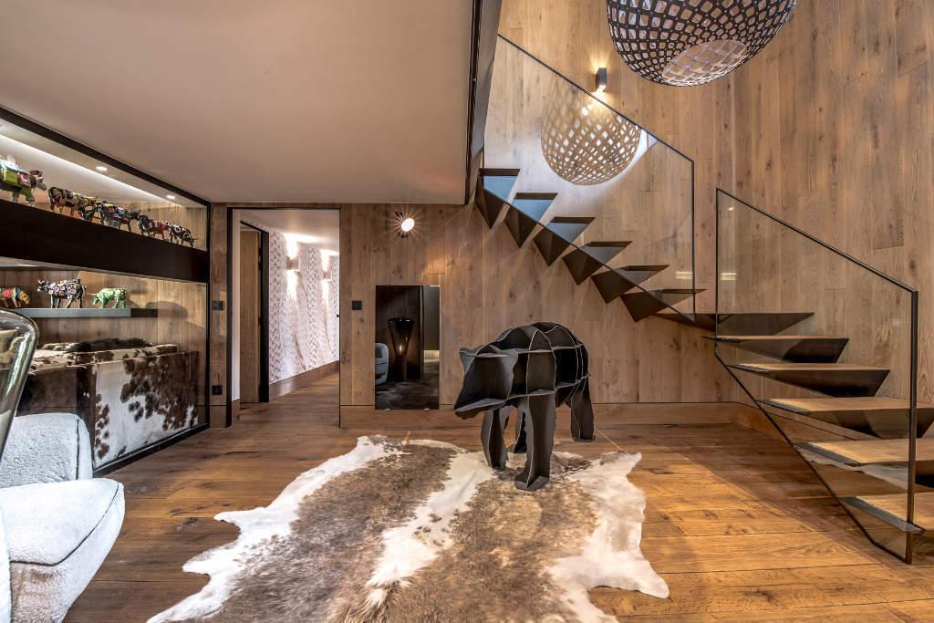 Superb apartment Megève - Rochebrune - 325 m² Accommodation in Megeve