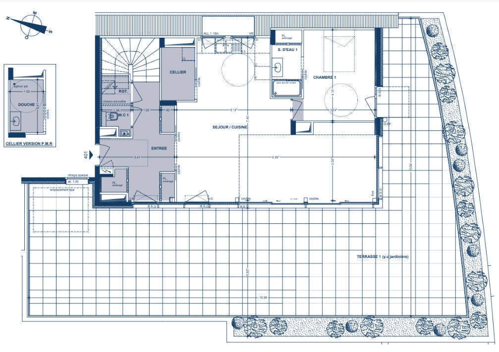 Vente de prestige appartement Annecy 1814000€ - Photo 4