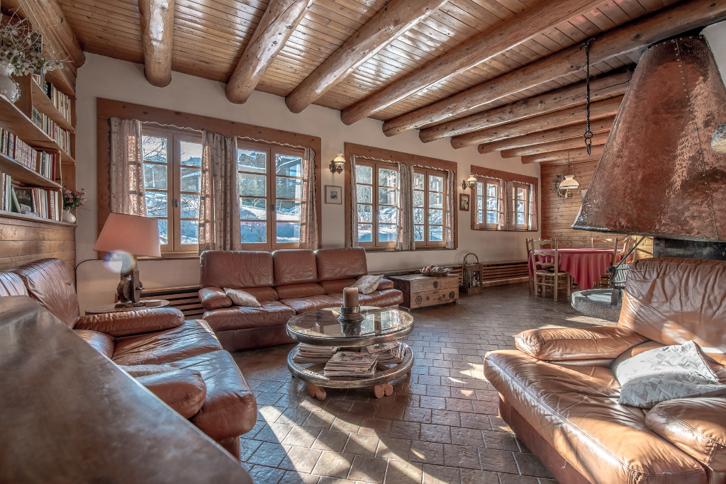 Chalet of 600 m² - in the heart of the village - Courchevel 1850 Chalet in Courchevel